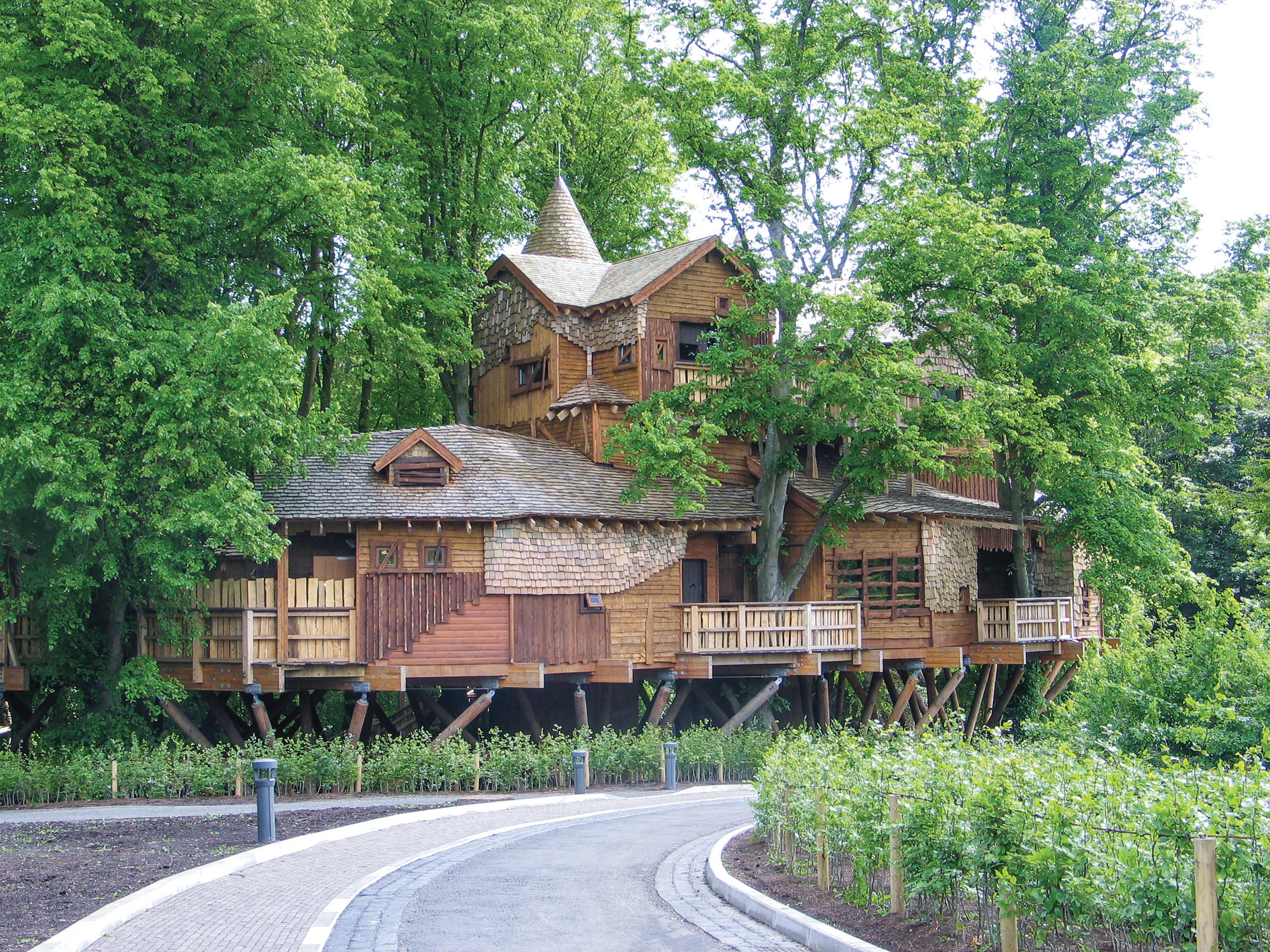 Alnwick Garden Tree House