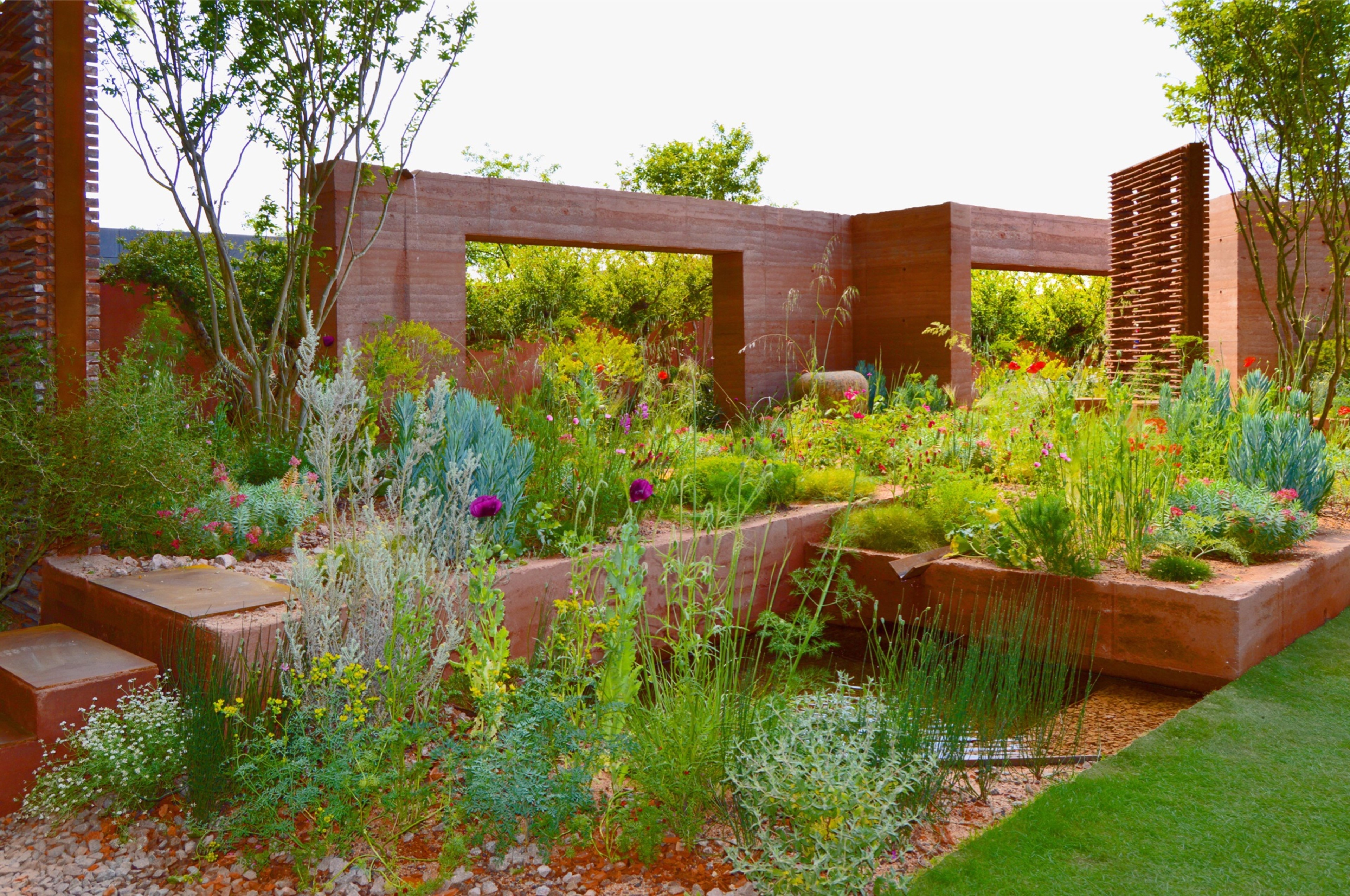 The annual RHS Chelsea Flower Show